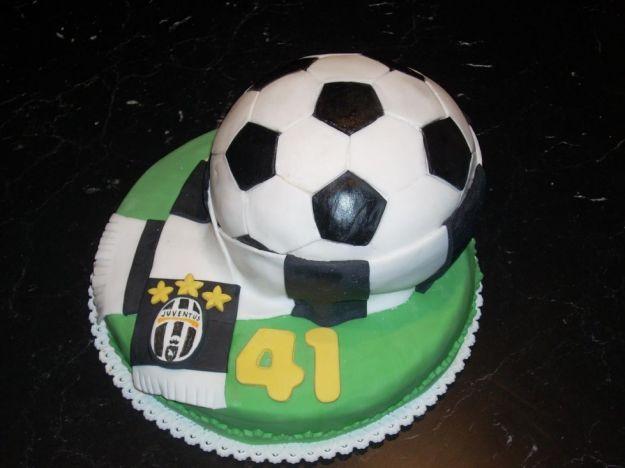 Torta della Juventus