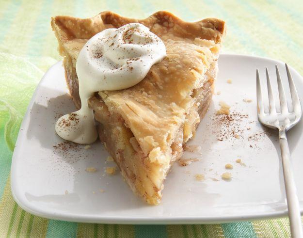 torta di mele americana