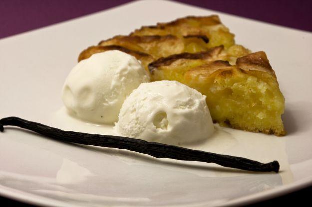 torta di mele con crema pasticciera 2