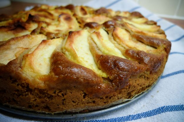 Vegan Apple Cake