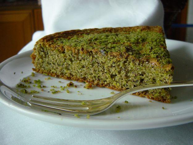 torta facile di pistacchi 2