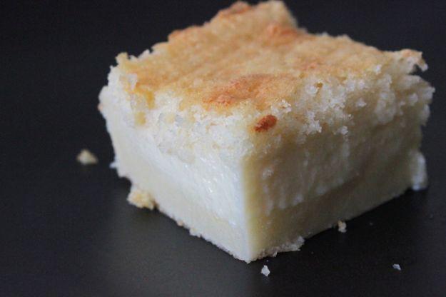 torta magica al cocco