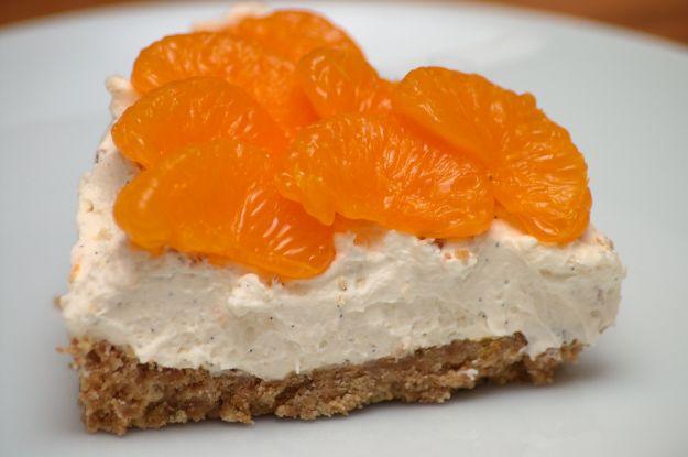 torta ricotta e mandarini