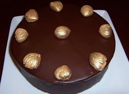 torte di compleanno di castagne