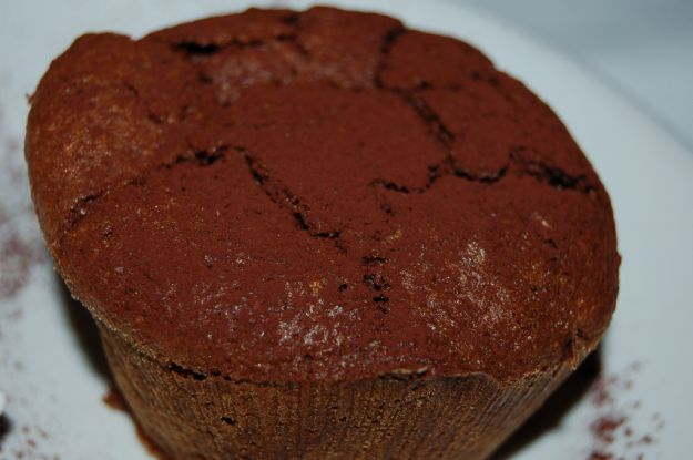 tortina alla nutella nel microonde