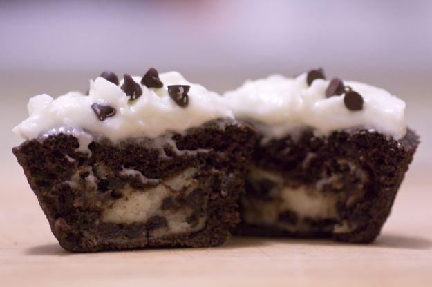 tortino cioccolato con cuore bianco