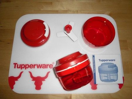 tritatutto manuale tupperware