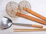 wok utensili