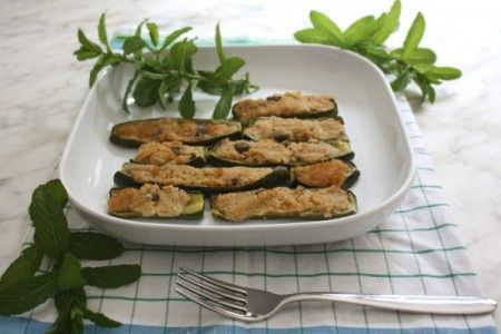 Le ricette di zucchine gratinate al forno