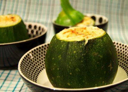 Le ricette di zucchine ripiene al forno
