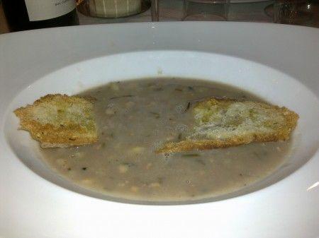 zuppa di castagne zi maria