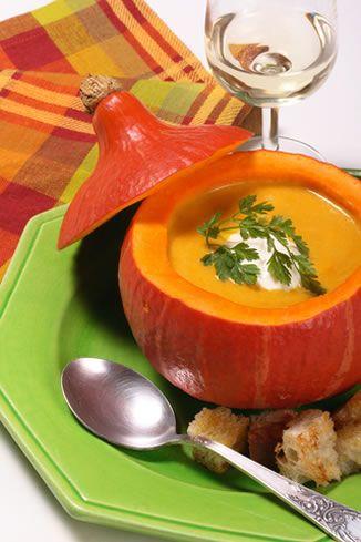 zuppa zucca