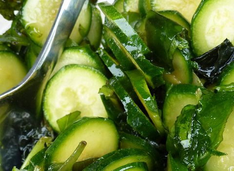 Cucinare le zucchine: al vapore