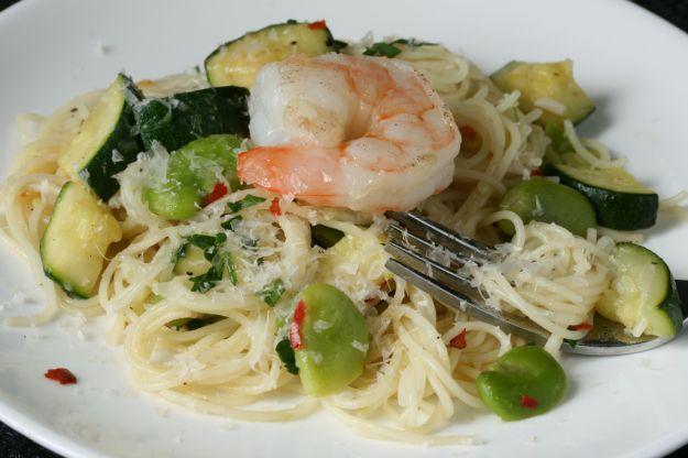 Cucinare le zucchine: i primi piatti