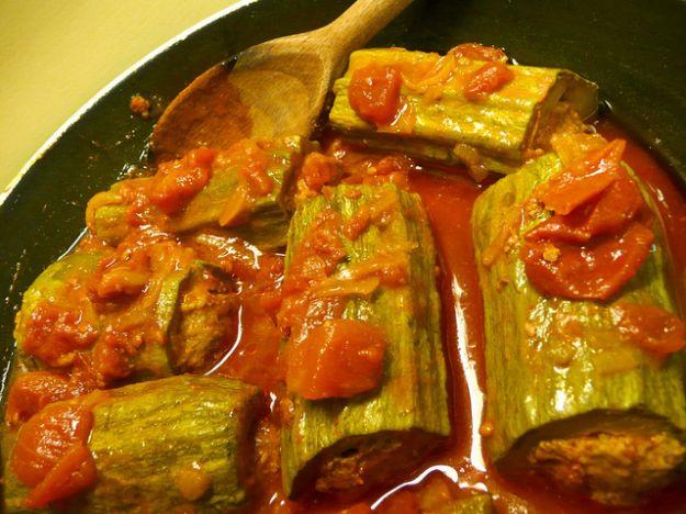Le ricette delle zucchine ripiene