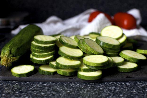 Cucinare le zucchine: marinate