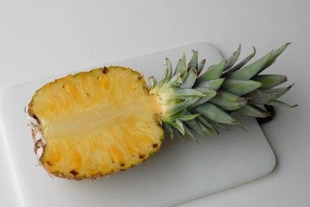 Tacchino freddo con ananas