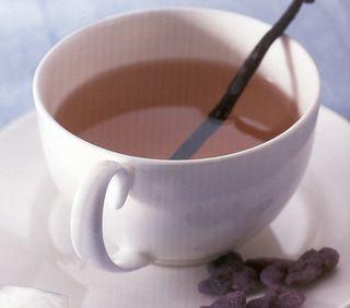 Tè aromatizzato alla lavanda e vaniglia