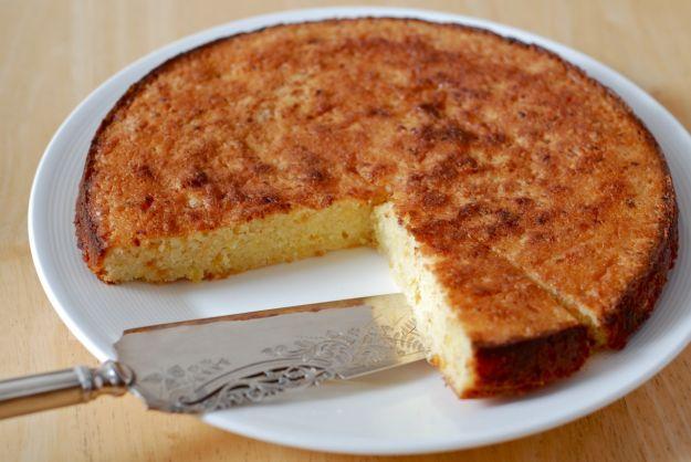 torta con albicocche secche