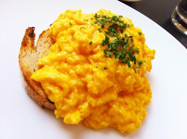 uova strapazzate alla zucca 1