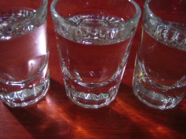 Vodka al peperoncino