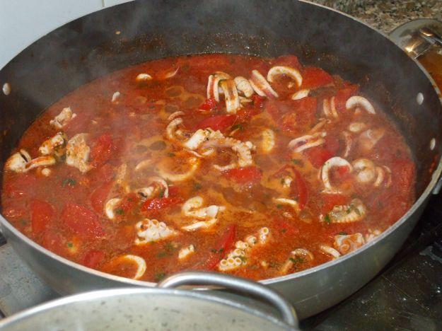 Zuppa di pesce dello Jonio