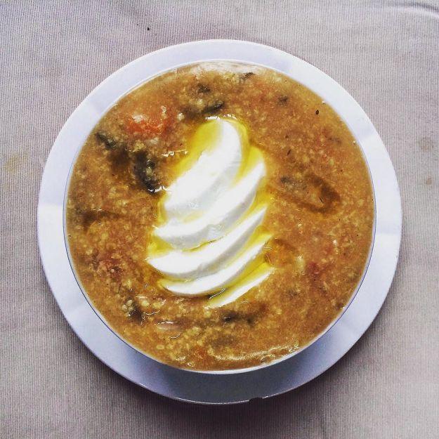 Zuppa di miglio
